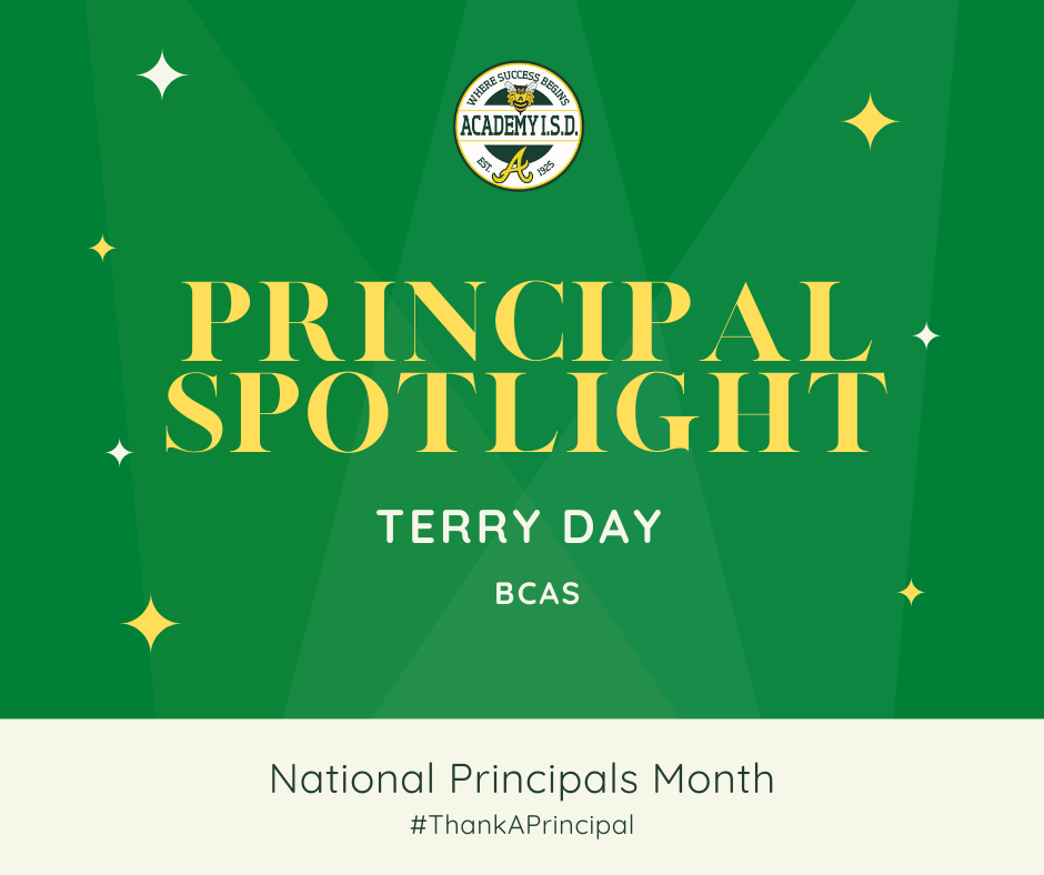 Celebrating National Principals Month