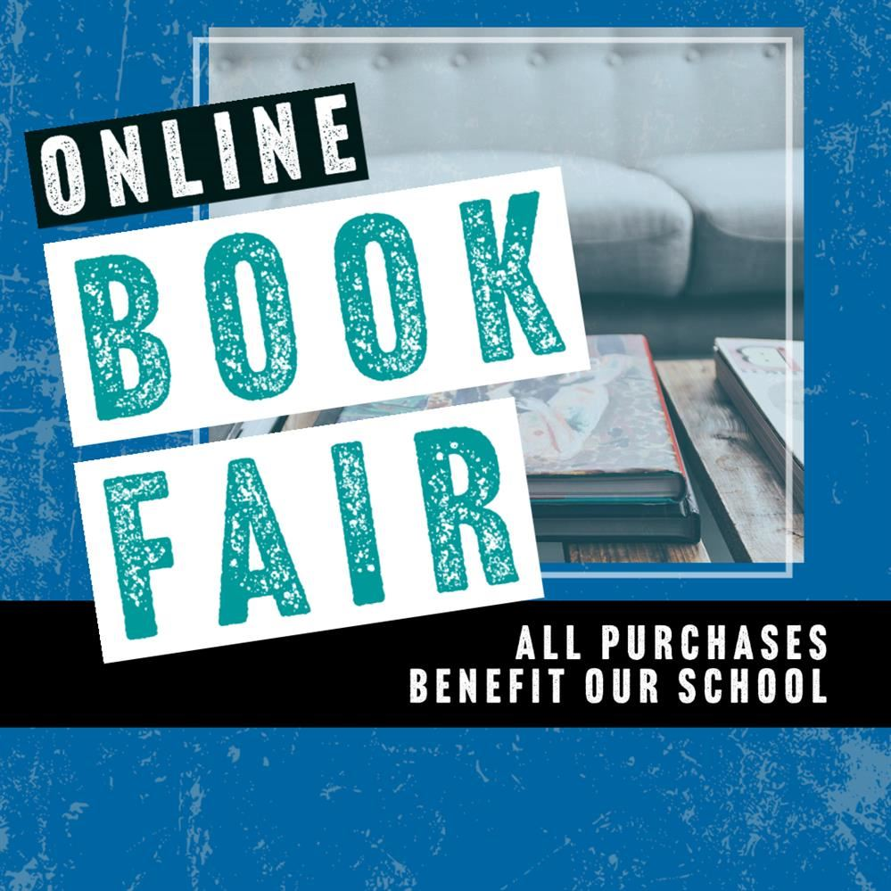 Academy High School Online Book Fair, Nov. 30-Dec. 13!
