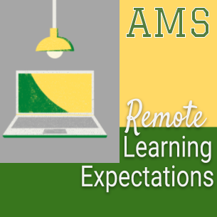 AMS Remote Learning Expectations