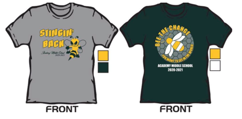 AMS t-shirts for 2020-21